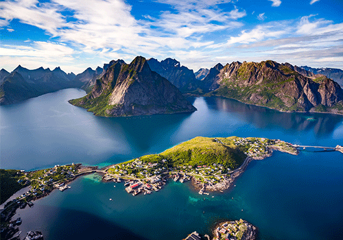 Lofoten-Islands-Archipeliigo