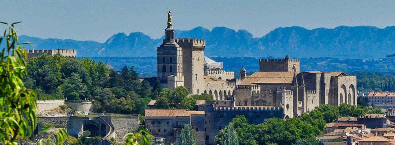 Escorted S France River Cruise-Avignon