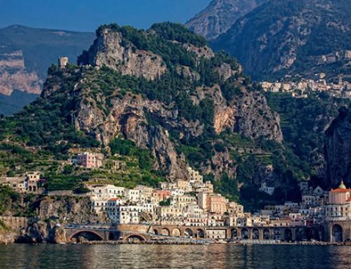 Sunshine and Lemons – The Amalfi Coast