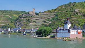 Enchanting Rhine