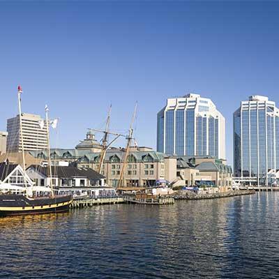Iceland cruise - Halifax