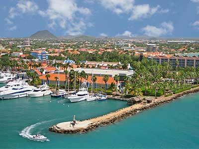 Exclusive Cruise Fares - Aruba
